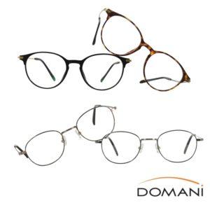 domani eyewear reading glasses