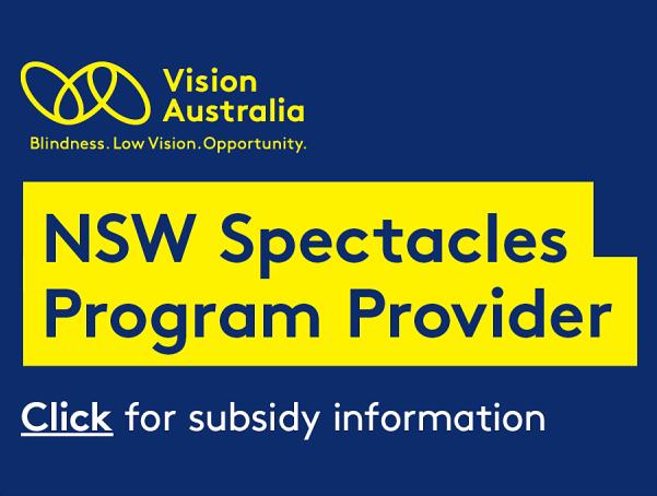 NSW Spectacles Program